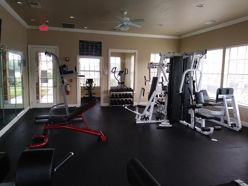 Photo Of Our Modern Community Fitness Center.